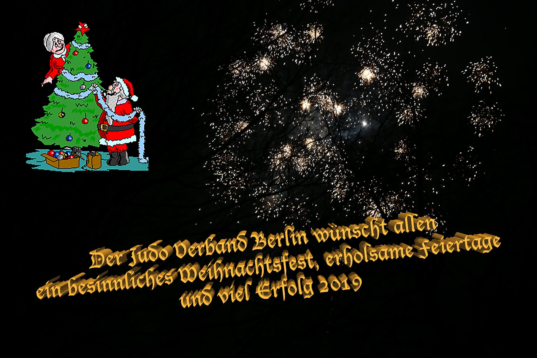 Frohe Weihnachten Berlin.Frohe Weihnachten Und Ein Gesundes Neues Jahr Judo Verband Berlin E V