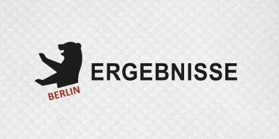 Ergebnisse Berliner Kampfgemeinschaft